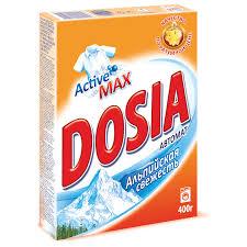 Купить <b>Стиральный порошок</b>-<b>автомат</b> 400 г, <b>DOSIA</b> (Дося ...
