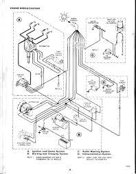 165 mercruiser starter wiring diagram mercruiser 165 distributor