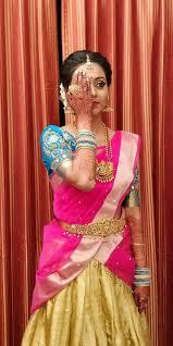 Makeover Saree Designs Pin By Kusuma Goudu On Styles Half Saree Designs Half
