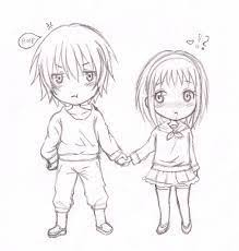 anime chibi couple drawing. Delighful Drawing Hasil Gambar Untuk Anime Chibi Couple Drawing And Anime Chibi Couple Drawing I