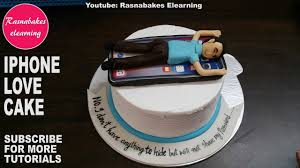 Gifts For Menfunny Birthday Iphonecakeiphone Cake Ideas Custom