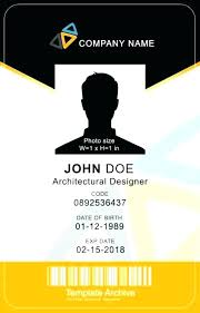 Id Card Templates Free Related Post Business Id Card Template Free Templates Design