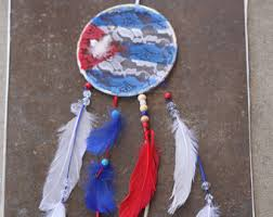 Mexican Dream Catcher Mexico Dreamcatcher Mexican Decor Mexican Art Mexican Flag 50