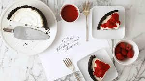 No-Bake Cheesecake with Chocolate Crust