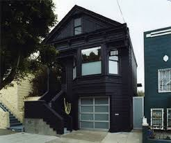 full imagas high end black exterior house paint combinations with small white door can add the