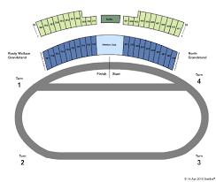 Iowa Speedway Seating Chart Iowa Speedway Map