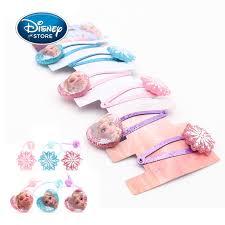 <b>Disney 6pcs</b>/set <b>Frozen</b> 2 Girl Hair Accessories Set Elsa Anna ...