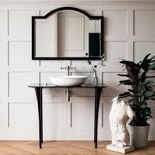 Wandmontierter Spiegel Für Badezimmer Led Beleuchtet Modern