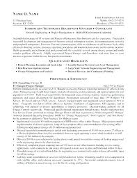 Mckinsey Sample Resume Consulting Resume Cover Letter Consulting ...