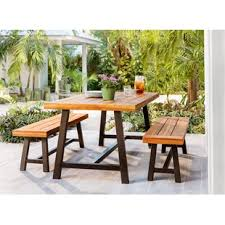 Metal Patio Dining Sets Youll Love Wayfair