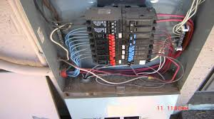 electrical wiring residential 3 phase service