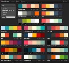 Flat Web Design Color Palette Image Result For Colour Combination Web Design Material
