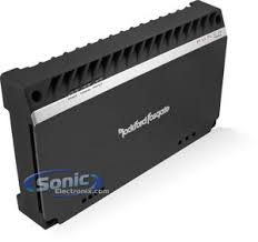 refurbished rockford fosgate punch 2 channel car amplifier 3-Way Switch Wiring Diagram at Punch P5002 Wiring Diagram