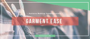 Pattern Ease Chart Ease What It Is And How To Add It To Sewing Patterns