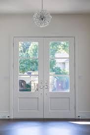white double door. Double Front Doors With Glass Modern Contemporary White Door