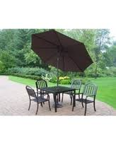 Sweet Deals on Patio furniture sets with umbrella