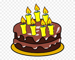 7th Birthday Cake Png Happy Birthday Cakes Clipart Transparent