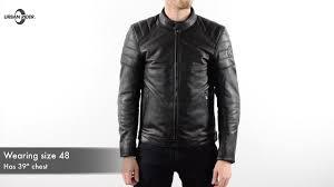 rev it stewart leather motorcycle jacket review urban rider