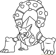 Pokemon Coloring Pages Pdf Volcanion Pokemon Coloring Page Free Pok Mon Coloring Pages Free