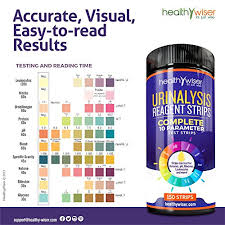 uti shipping 10 parameter urinalysis test strips 150ct urinary tract infection