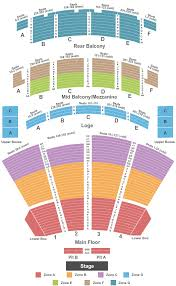 Palace Theatre Columbus Tickets Box Office Seating Chart