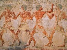 History Background For Powerpoint Ancient Egyptian Figures Backgrounds For Powerpoint Miscellaneous