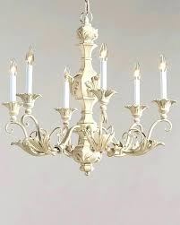 white wrought iron chandelier white wrought iron chandelier vintage kitchen hanging lamp