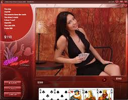 Classic poker strip video