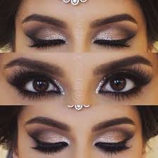 image result for prom makeup for brown eyes