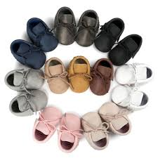senarai harga autumn spring baby shoes newborn boys girls pu leather moccasins sequin first walkers