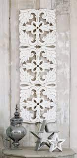 wood thin rectangle carved ornate