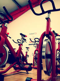 we have 2 dedicated fitness studio s where we host a huge range of professional fitness cles
