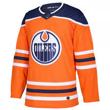 Edmonton Oilers Adidas Adizero Authentic Nhl Hockey Jersey