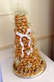 Croquembouche Fill With Tiramisu Cream How Awesome Would That Be