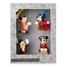 Disney Ornament Set - Mickey Mouse Through the Years - Set 2