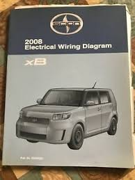 toyota scion xb electrical wiring diagram 2008 shop repair manual image is loading toyota scion xb electrical wiring diagram 2008 shop