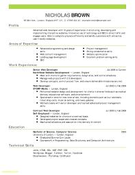 Unique Free Modern Resume Templates Best Templates