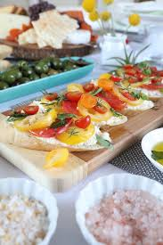 Kitchen Dinner Homegoods By Julies Kitchen Dinner Party Bison Ricotta