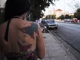 Tatuaggio Farfalle Spalla Significato