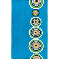 light blue round rug baby blue circle rug round indoor area light 2 x 3 small