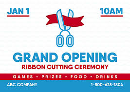 Grand Opening Postcards 4 Brilliant Grand Opening Direct Mail Postcards Advertising Examples
