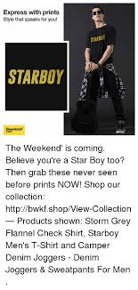 memes express and grey express with prints style that speaks for you star