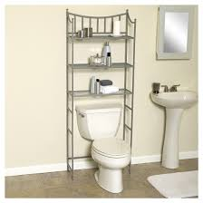 bathroom cabinets over toilet. medina space saver pearl/nicket - zenna home bathroom cabinets over toilet h