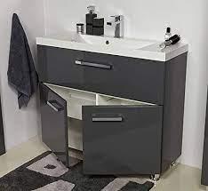 560 (b)×790 (h)×420mm(t) mit 1x zwischenboden im unterschrank kera. Quentis Badmobel Tango Bodenstehend Breite 100 Cm 2 Teilig Anthrazit Glanzend Waschbecken Mit Unterschrank Waschbeckenunterschrank Montiert Amazon De Baumarkt