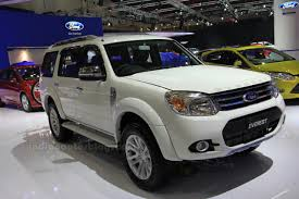 new car launches malaysia 2013Malaysia  Ford Endeavour facelift expected to launch soon