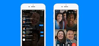 Facebook Video Chart Messenger Now Supports Group Video Chat Selfie Masks More