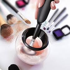 j power makeup brush cleaner and drier make up brush cleaner set