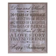 20th anniversary gifts ideas 20th wedding anniversary gifts for men wedding ideas