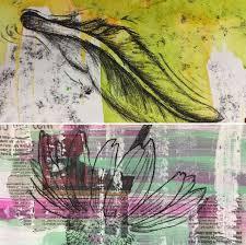 Y10 mono <b>printing</b> in Miss Stevens GCSE fine <b>art</b> class. <b>Wow</b>. | GSA ...