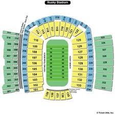 Husky Football Stadium Seating Chart Rational Washington Huskies Football Stadium Seating Chart